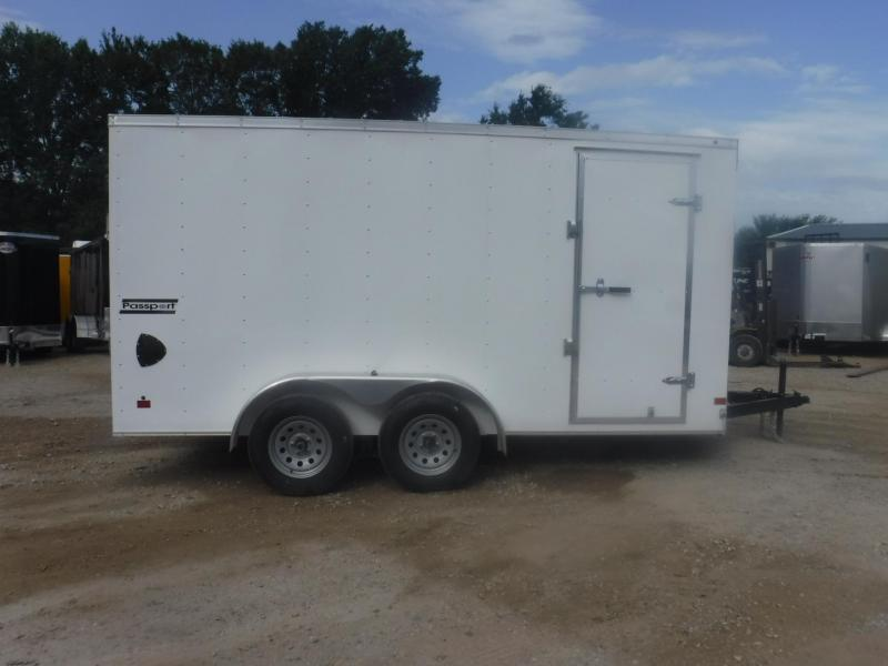2019 Haulmark 7 x 14 Passport Enclosed Cargo Trailer