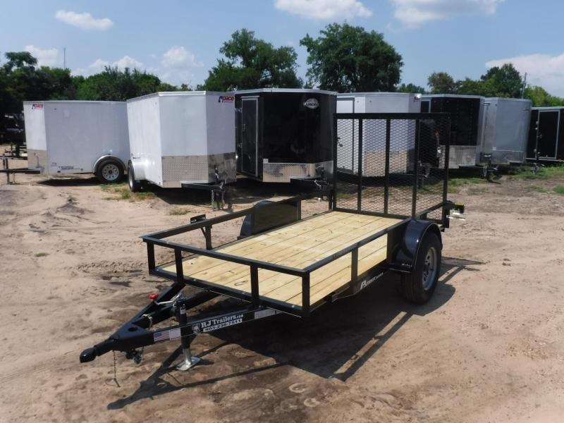2019 TexLine 5 x 10 Patriot Utility Trailer