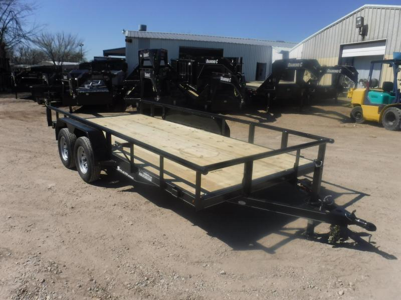 2019 TexLine 83 x 16 Stealth F-16 Utility Trailer in Ashburn, VA