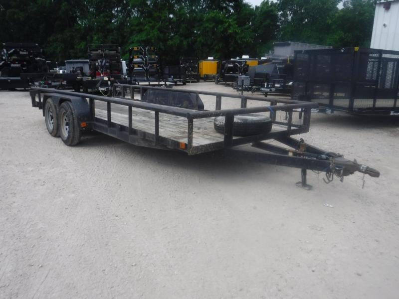 2003 Other 77 x 18 Utility Trailer