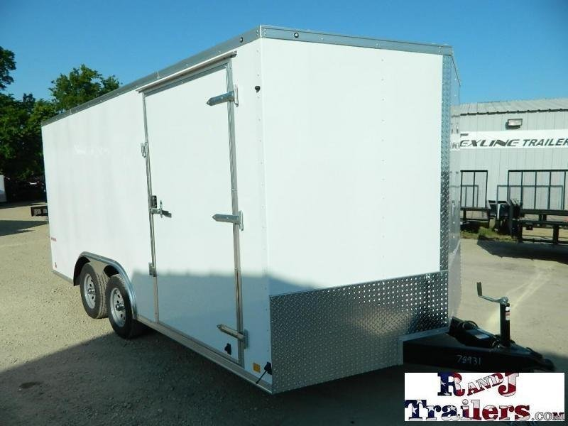2019 Cargo Mate 8.5 x 16 E-Series TA Enclosed Cargo Trailer