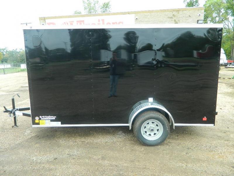 2019 Cargo Mate 5 x 8 E-Series Enclosed Cargo Trailer