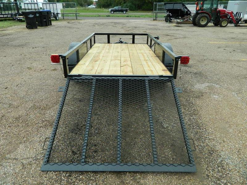 2018 TexLine 5 x 10 Patriot Utility Trailer