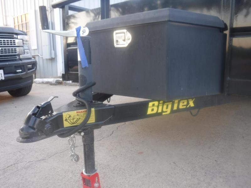 2018 Big Tex Trailers 35SV Utility Trailer