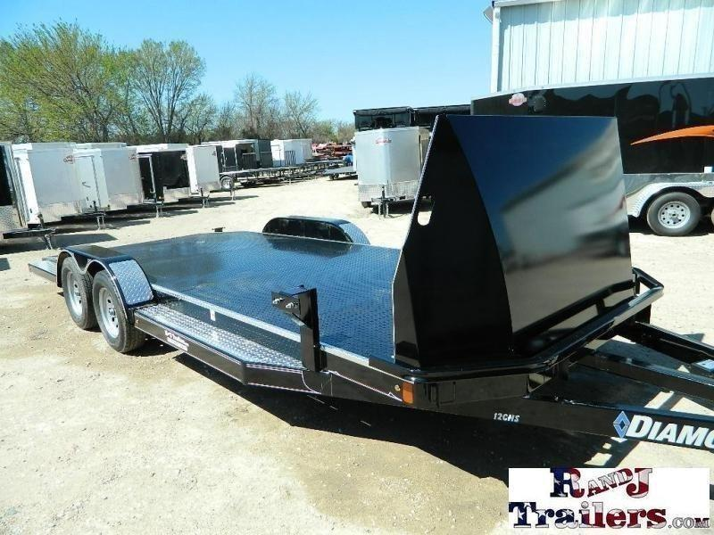 2019 Diamond C Trailers 83 x 20 12CHS Car / Racing Trailer