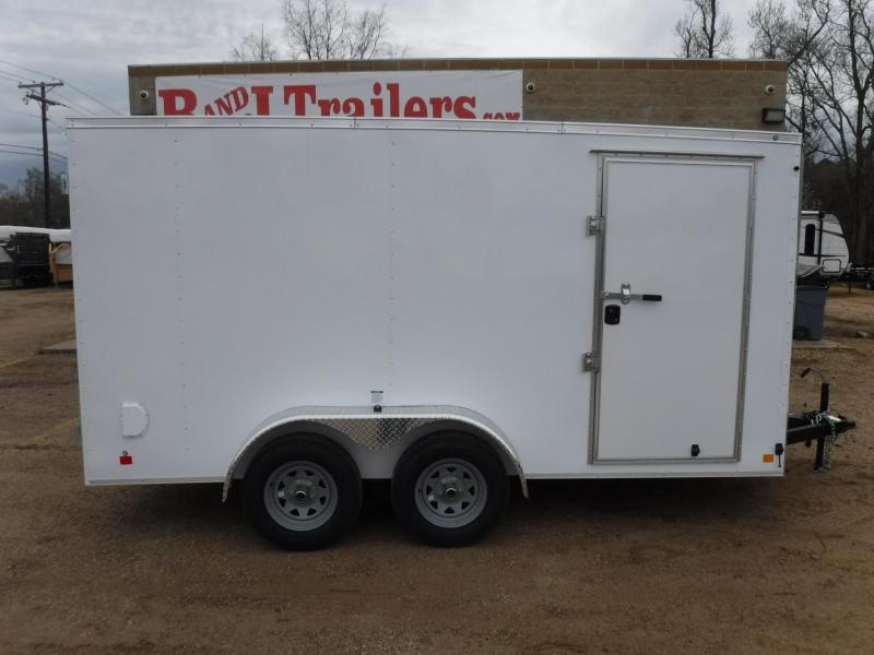 2018 Cargo Mate 7 x 14 TXLE TA Enclosed Cargo Trailer