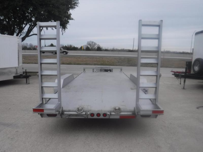 2016 TexLine 82 x 20 Equipment Trailer