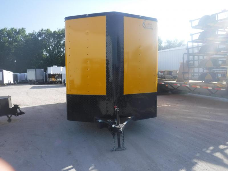 2018 Cargo Craft 7 x 16 Elite-V TA Enclosed Cargo Trailer