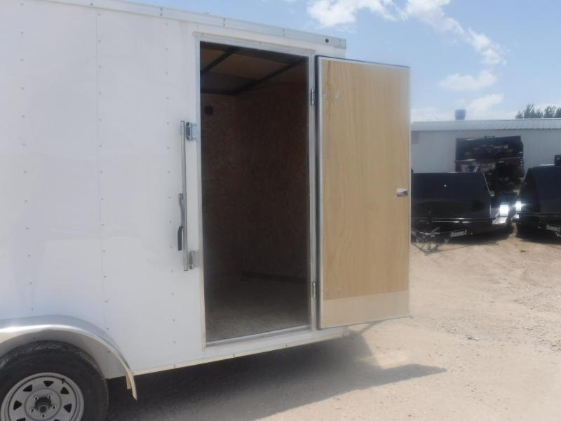 2019 Haulmark 7 x 14 Passport Deluxe Enclosed Cargo Trailer