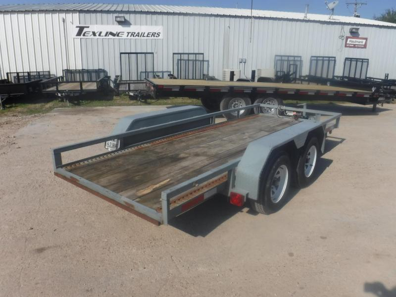 2007 Other 5 x 14 Tugger Utility Trailer