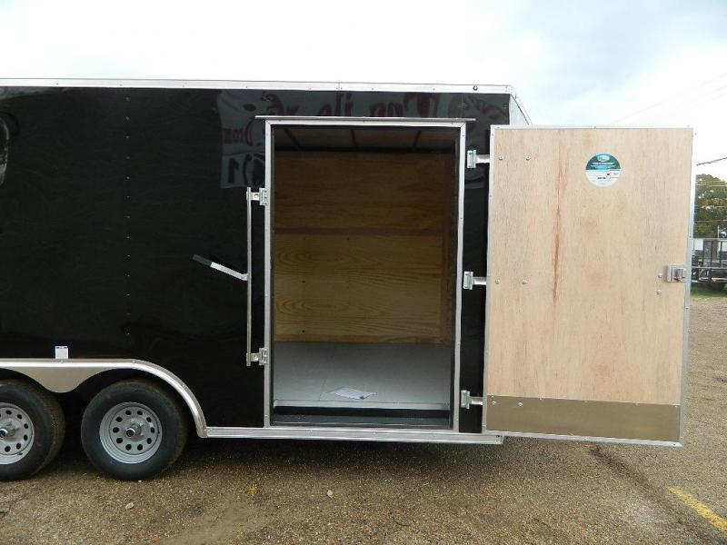 2019 Cargo Mate 8.5 x 16 E-Series TA Enclosed Cargo Trailer