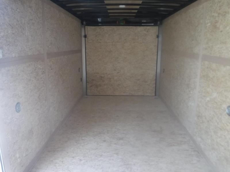 2019 Haulmark 7 x 16 Transport Enclosed Cargo Trailer