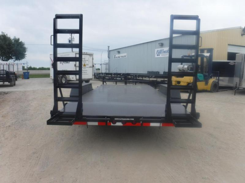 2019 Buck Dandy 83 x 20 Equipment Trailer