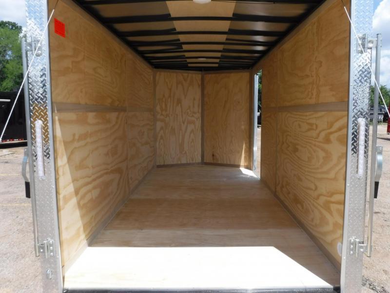 2020 Cargo Mate 7 x 16 E-Series TA Enclosed Cargo Trailer