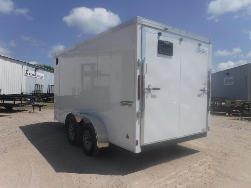 2019 Haulmark 7 x 14 Transport Enclosed Cargo Trailer