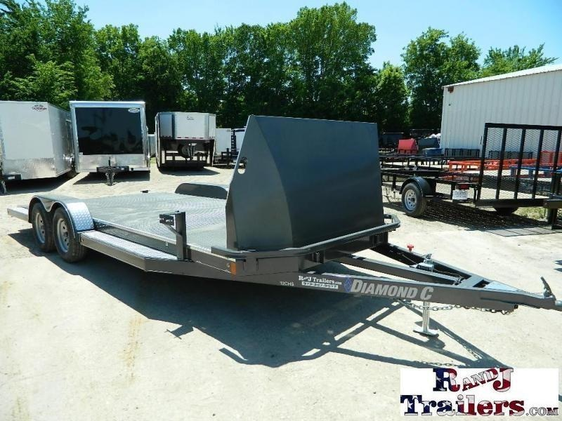 2018 Diamond C Trailers 83 x 20 12CHS Car / Racing Trailer