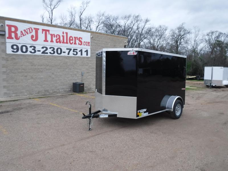 2019 Cargo Mate 6 x 10 TXLV Enclosed Cargo Trailer
