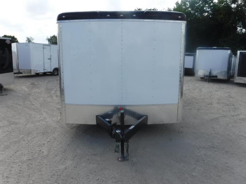 2018 Cargo Craft 8.5x24 Dragster Enclosed Cargo Trailer