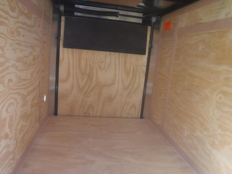 2019 Cargo Mate 5 x 10 TXLV Enclosed Cargo Trailer