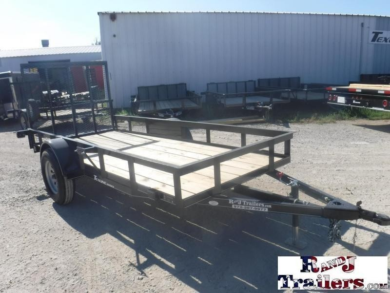 2018 TexLine 5 x 12 Patriot Utility Trailer