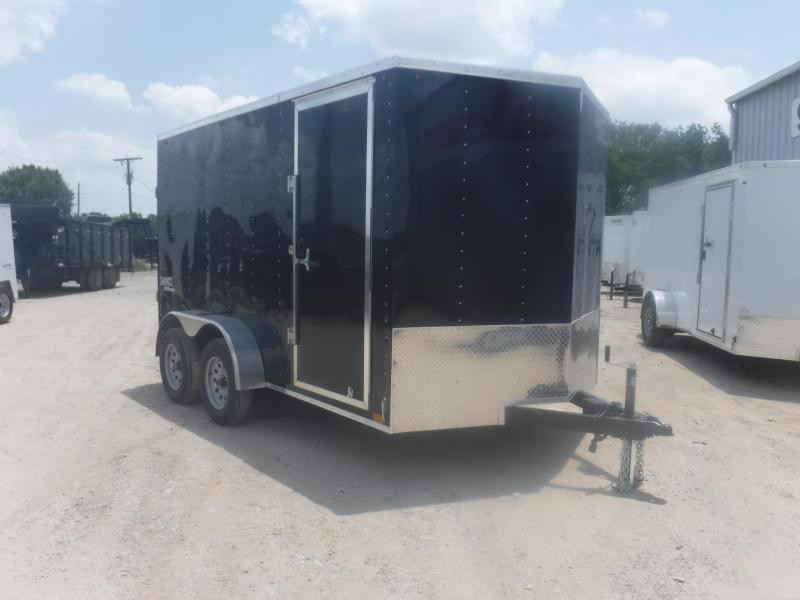 2019 Look Trailers 7 X 12 TA Element Enclosed Cargo Trailer