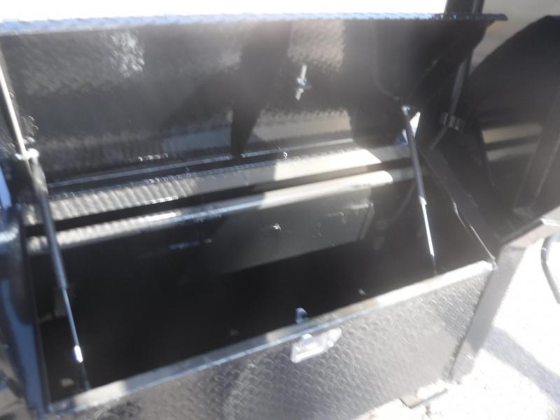 2019 Diamond C Trailers 102 x 40 Fmax216 Equipment Trailer