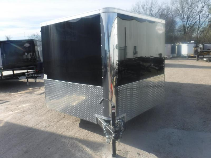 2019 Cargo Mate 8.5 x 16 Blazer Low Hauler Motorcycle Trailer