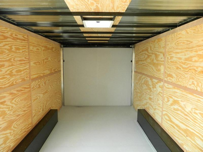 2018 Cargo Craft 8.5 x 16 Vector Enclosed Cargo Trailer