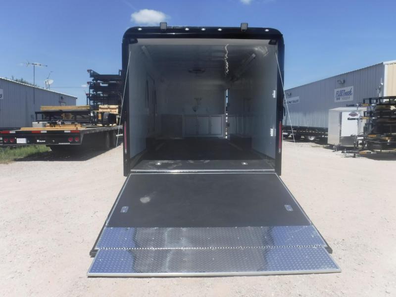 2018 Cargo Craft 8.5 x 28 Dragster Enclosed Cargo Trailer