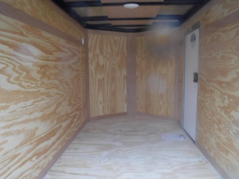 2019 Cargo Mate 5 x 8 TXLE Enclosed Cargo Trailer