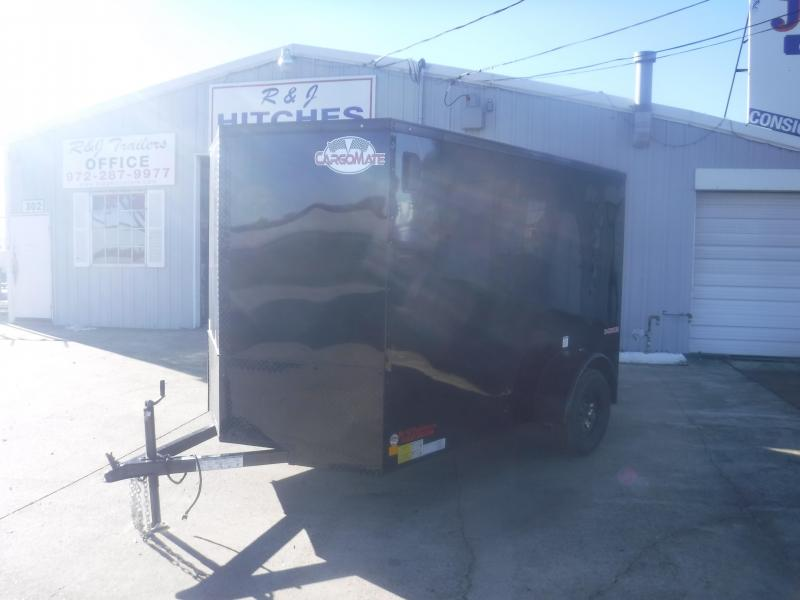 2019 Cargo Mate 6 x 10 E-Series Enclosed Cargo Trailer