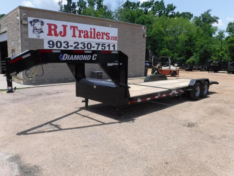 2019 Diamond C Trailers 82 x 24 45HDT Equipment Trailer in Texarkana, AR