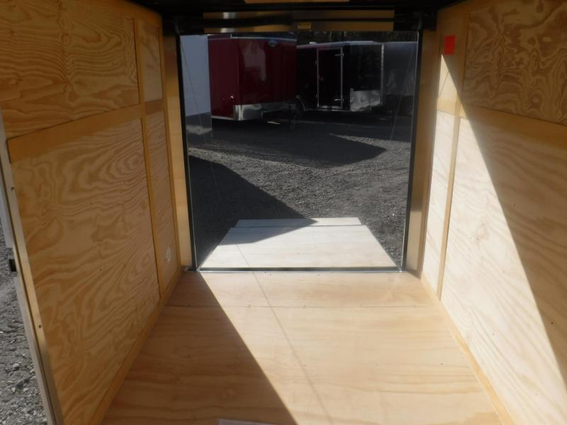 2019 Cargo Mate 6 x 10 TXLE Enclosed Cargo Trailer