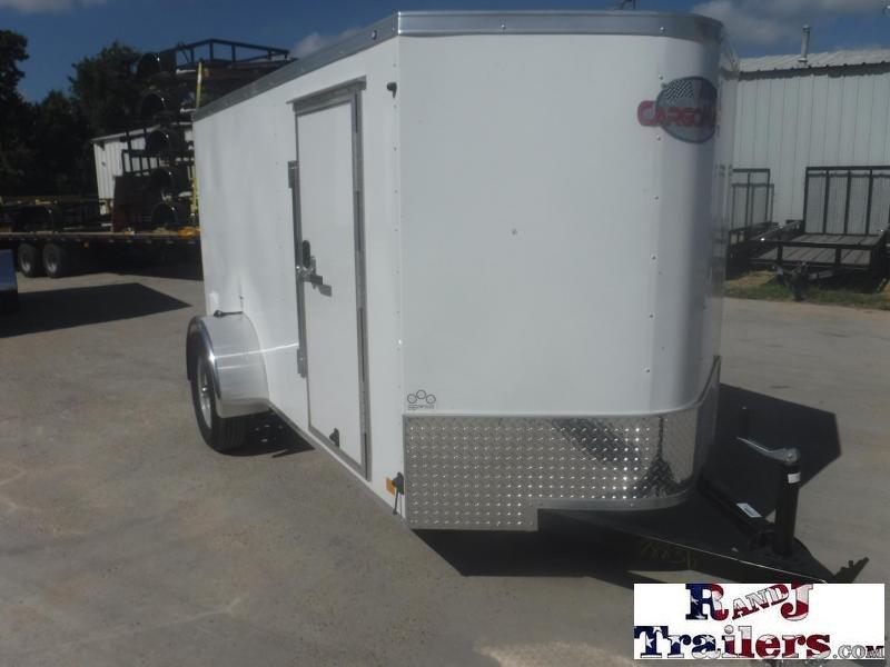 2019 Cargo Mate 5 x 10 TXLV Enclosed Cargo Trailer