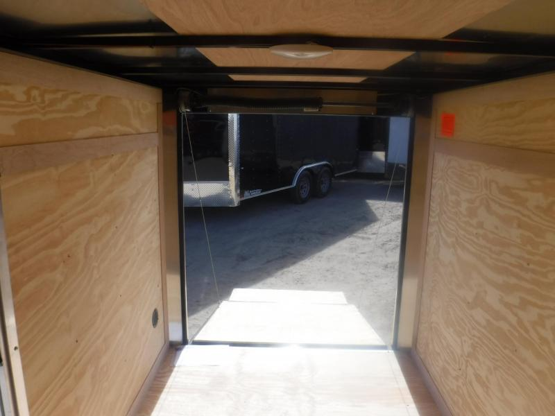 2019 Cargo Mate 5 x 8 TXLE Enclosed Cargo Trailer