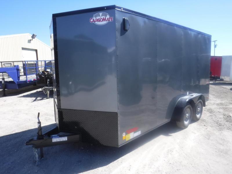 2019 Cargo Mate 7x16 E-Series Enclosed Cargo Trailer