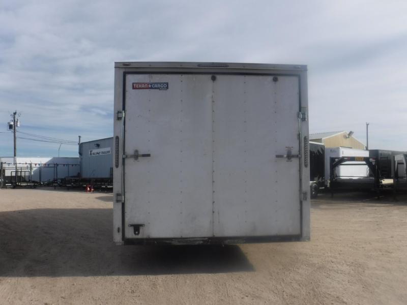 2016 Lark 8.5 x 20 Enclosed Cargo Trailer