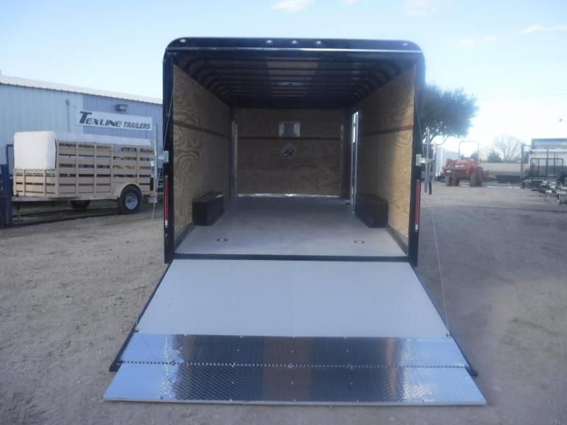2018 Cargo Craft 8.5 x 20 Dragster Enclosed Cargo Trailer