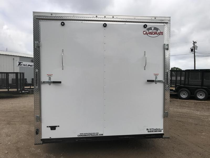 2018 Cargo Mate 8.5 x 24 E-Series Enclosed Cargo Trailer