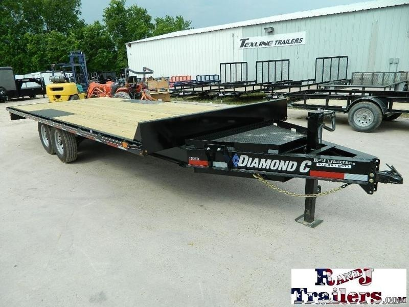 2018 Diamond C Trailers 13DEC Equipment Trailer