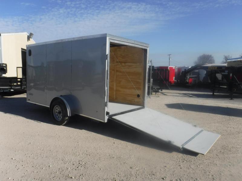 2019 RJ  6 x 12 Enclosed Cargo Trailer