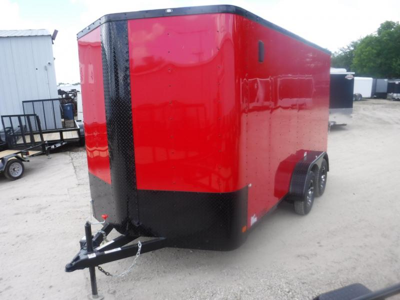 2018 Cargo Craft 7x14 Elite-V Enclosed Cargo Trailer
