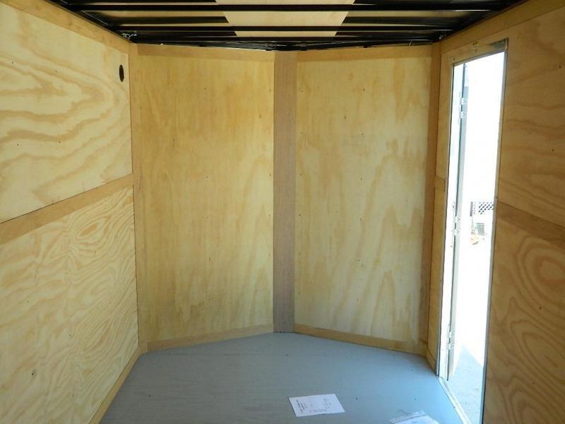 2019 Cargo Mate 7 x 14 TXLV TA Enclosed Cargo Trailer