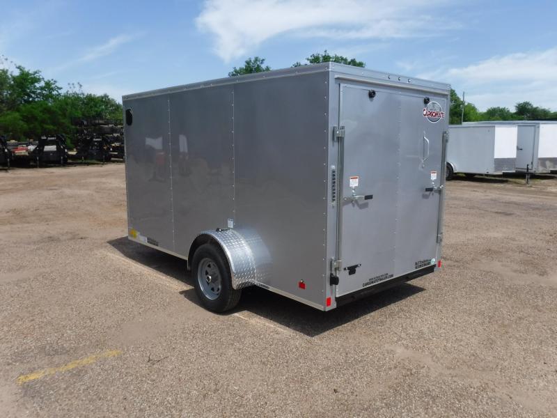 2019 Cargo Mate 6 x 12 TXLE Enclosed Cargo Trailer
