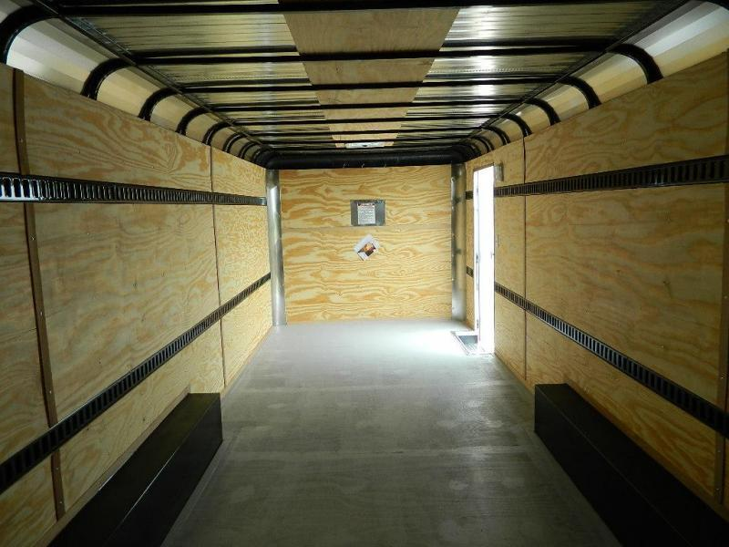 2018 Cargo Craft 8.5 x 24 Expedition Enclosed Cargo Trailer