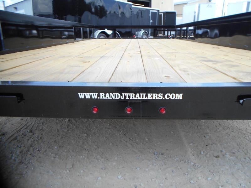 2018 TexLine 77 x 14 TA Utility Trailer