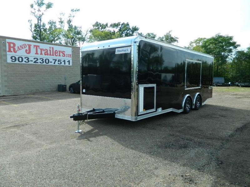2018 Haulmark 8.5 X 24 Car / Racing Trailer in Ashburn, VA