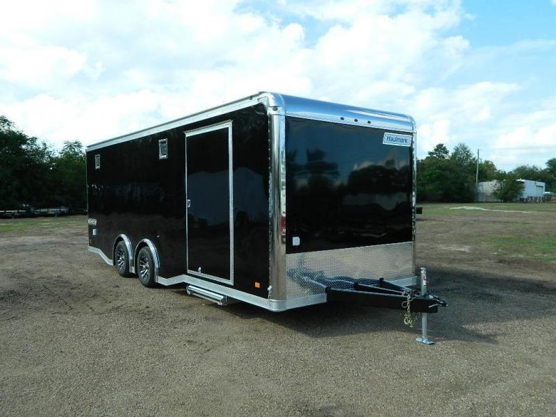 2018 Haulmark 8.5 X 24 Car / Racing Trailer