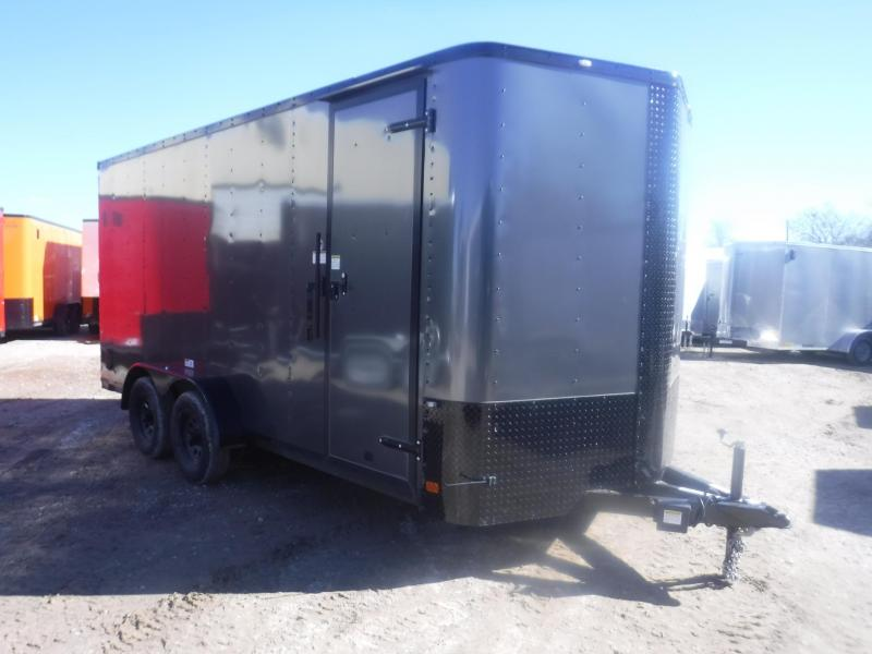 2019 Cargo Craft 7x16 Elite-V Enclosed Cargo Trailer