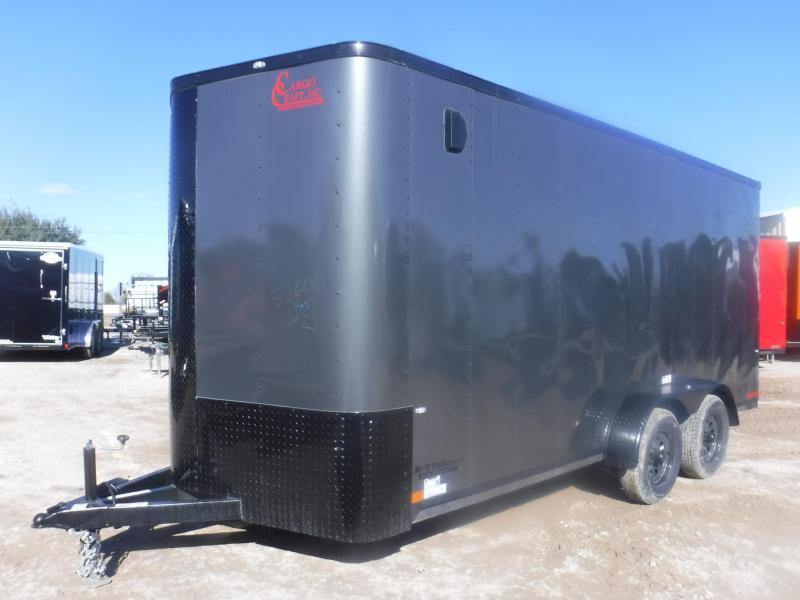2019 Cargo Craft 7x16 Elite-V Enclosed Cargo Trailer